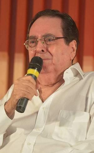"""Benedito Ruy Barbosa, autor de """"Pantanal"""""""