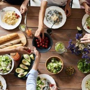 Comer bem é o primeiro passo para manter seu corpo com um bom funcionamento