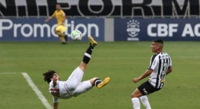 Benitez - Atlético-MG x Vasco