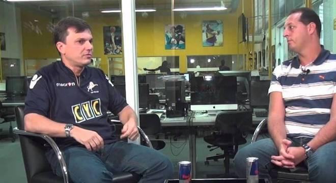 Mauro Cezar e Benjamin. Mistura de estilos na fusão forçada da Fox e ESPN