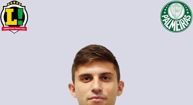 Benjamín Kuscevic: 7,0 - Grande partida do chileno. Mostrou que pode substituir bem o paraguaio Gustavo Gómez, atuou com raça, deu precisos desarmes por trás e ganhou no corpo dos atletas alvinegros. Ao lado de Luan, foi o responsável pela equipe sair sem ser vazada.