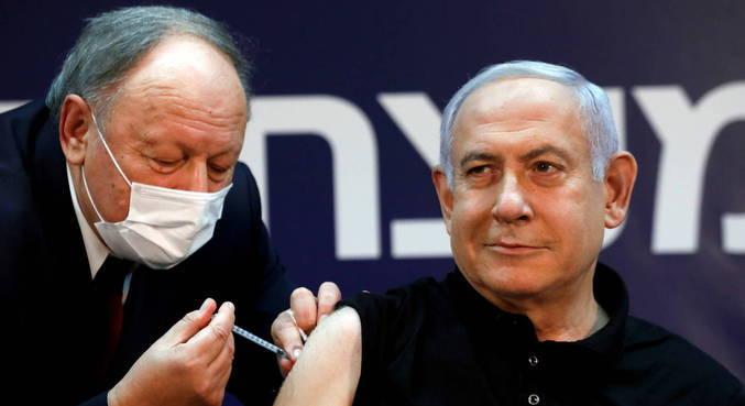 Israel lidera lista de populações imunizadas no mundo