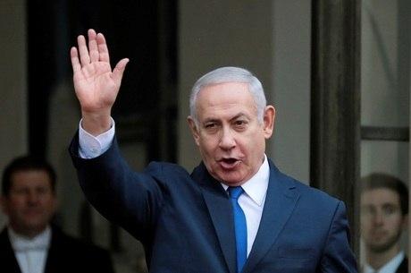 Benjamin Netanyahu defende diálogo em conflito