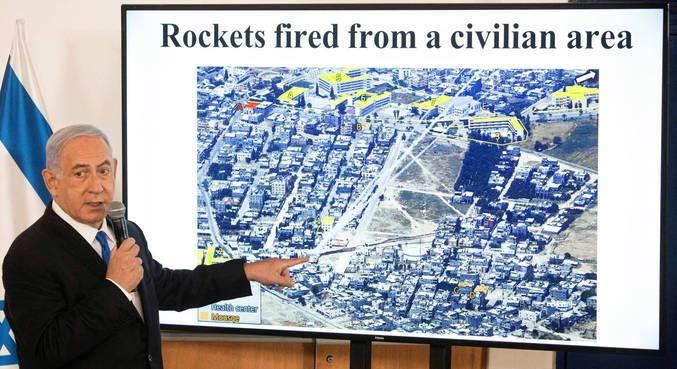 Premiê israelense não indicou que ataques terão fim