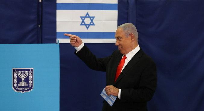 Benjamin Netanyahu tenta reeleição em Israel