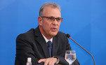 (Brasília - DF, 02/04/2020) Palavras do Ministro de Minas e Energia, Bento Albuquerque.  Foto: Isac Nóbrega/PR