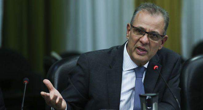 Ministro participou de videoconferência na manhã desta quinta-feira (23)