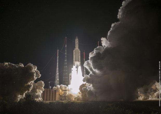 As agências espaciais europeia e japonesa lançaram neste sábado (20) uma missão espacial não tripulada para estudar os mistérios do planeta Mercúrio, o mais próximo do SolASSISTA AO LANÇAMENTO DO FOGUETE