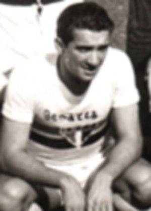 Beraza - Outro atacante argentino na história do São Paulo, Beraza jogou no clube entre 1956 e 1957, marcando nove gols em dez partidas.