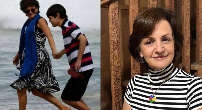 """Berenice Piana: """"Toda mãe de autista se torna um pouco médica, advogada, terapeuta e professora porque não encontra nada disso na rede pública"""","""