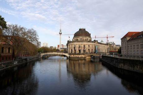 Berlim poderá reabrir museus depois de 2 meses