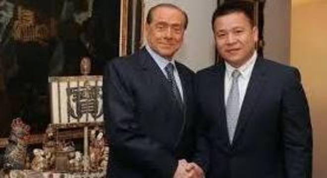 Berlusconi e Li Yonghong