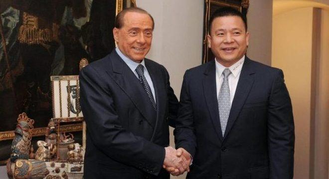 Berlusconi e Yonghong