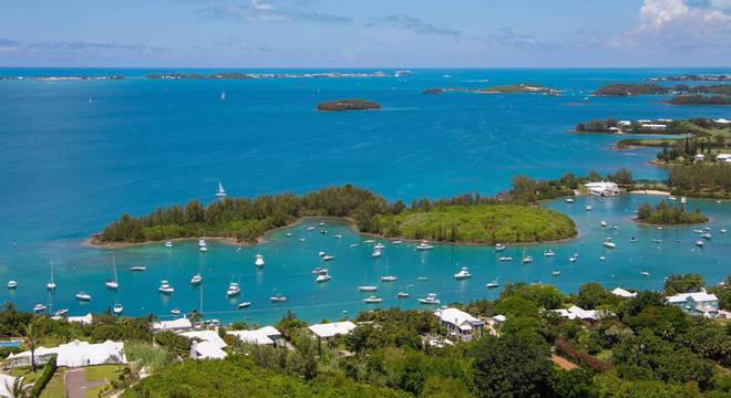 Bermuda ainda não anunciou suspensão de voos e restrições