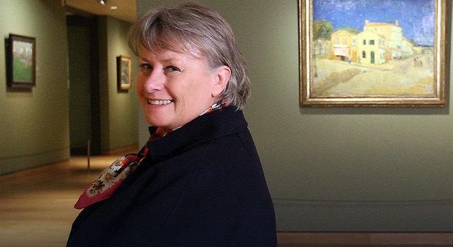 A historiadora de arte Bernadette Murphy desvendou os eventos da noite em que o pintor se automutilou