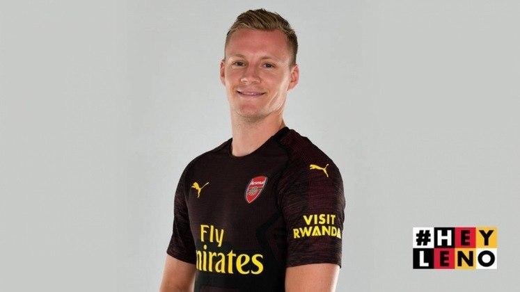BERND LENO - 28 anos - Arsenal - R$ 170 milhões