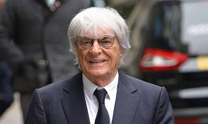 Bernie Ecclestone chegou aos 90 anos nesta quarta-feira. Nesta galeria, relembramos diferentes momentos de sua carreira na Fórmula 1 (Por Grande Prêmio)
