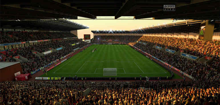 Bet365 Stadium - Inglaterra