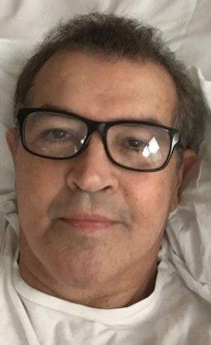 """Beto Barbosa: """"100% curado"""""""