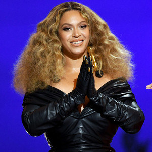 Beyoncé marcou o Grammy 2021