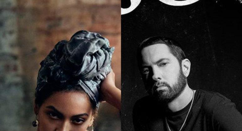 Beyoncé & Eminem