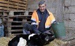 'Vou ficar com ele enquanto ele viver, não importa por quanto tempo. Faremos de tudo para garantir isso', ressaltou o fazendeiro