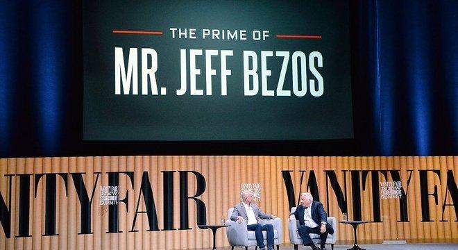 Os pais de Bezos emprestaram US$ 300 mil para ele fundar a própria empresa