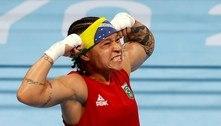 Bia Ferreira supera finlandesa e disputará o ouro no boxe até 60 kg