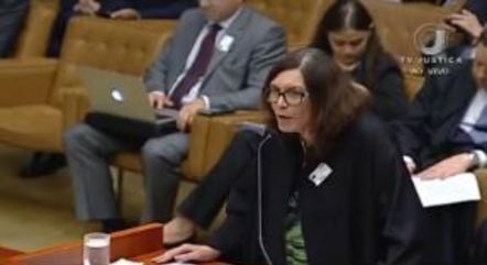 Oposição acusa Bia Kicis de propagar fake news