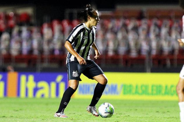Bia Menezes vai para mais uma temporada na Vila