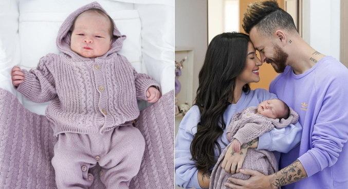O pequeno Cris roubou a cena no Instagram da mamãe Bianca Andrade