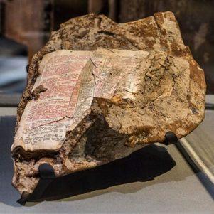Trecho bíblico encontrado nos escombros do World Trade Center revela a importância do perdão