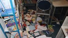 Talibãs saqueiam biblioteca que homenageava vítima de terrorismo