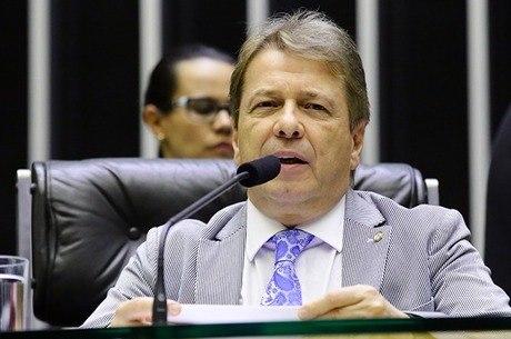 Na imagem, deputado federal Bibo Nunes (PSL-RS)