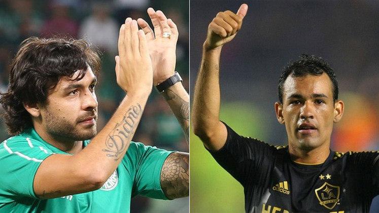 Bicampeão brasileiro pelo Cruzeiro e agora no Hebei Fortune, Ricardo Goulart é irmão de Juninho, que anunciou a aposentadoria recentemente, após defender o Los Angeles Galaxy,