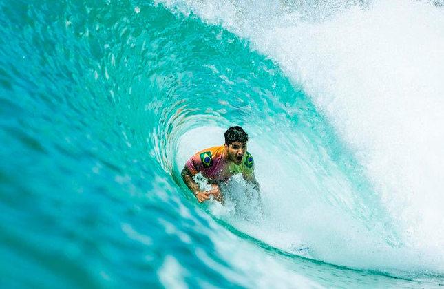 Bicampeão mundial de surfe, Gabriel Medina é o líder do ranking da WSL em 2021 e nome forte na briga pelo ouro em Tóquio