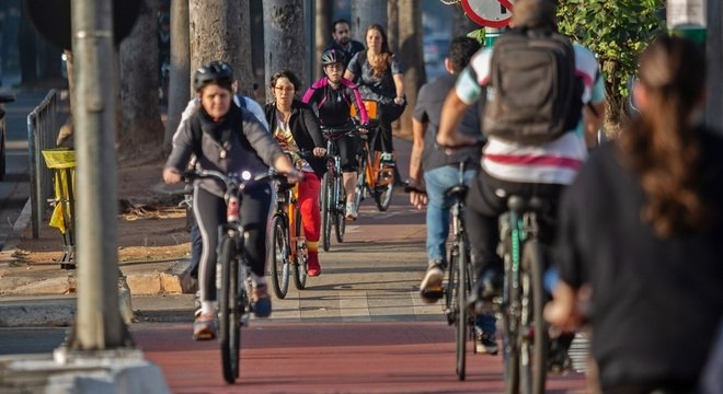 Paulistano quer mais segurança para usar bicicleta como meio de transporte