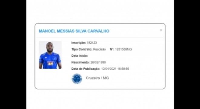 BID Recisão Manoel Cruzeiro