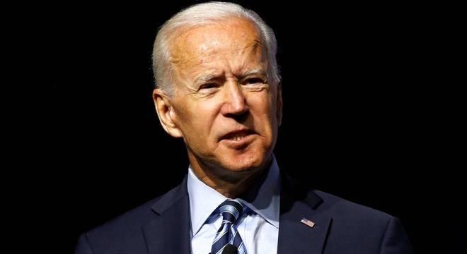 ex-vice-presidente e atual candidato democrata, Joe Biden