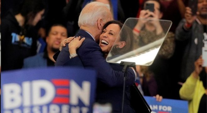 Biden formou com Kamala Harris uma chapa multiétnica e multigeracional como a dele e de Obama