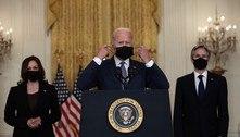 Para Biden, retirada é 'uma das maiores e mais difíceis da história'