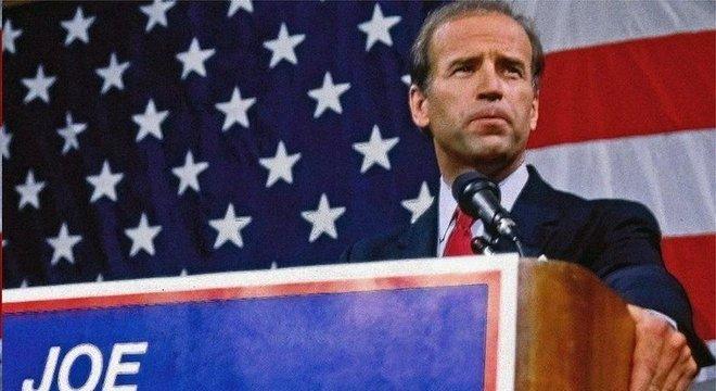 Biden se candidatou à Presidência pela primeira vez em 1987