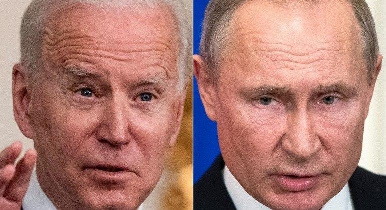 Presidente dos EUA e da Rússia se reúnem na Suíça em 16 de junho