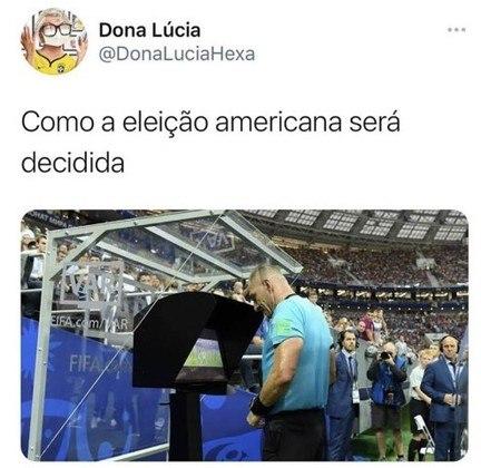 Biden x Trump: eleições americanas rendem memes nas redes sociais