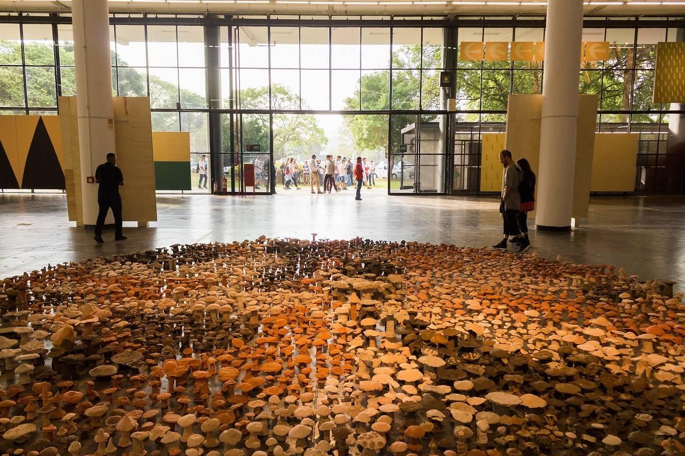Última edição da Bienal de SP foi em 2018