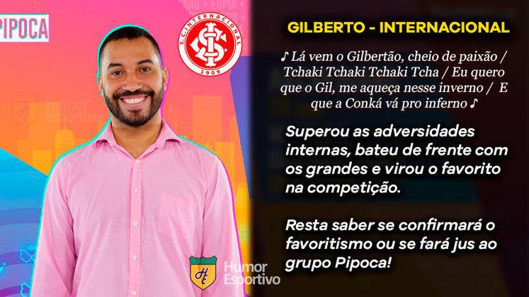 Big Brother Brasil e Brasileirão: Gilberto seria o Internacional