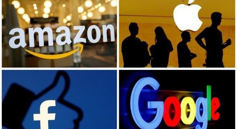 Google e Facebook negaram supostos benefícios em relação a outras empresas