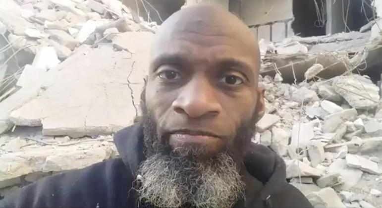 Bilal Abdul Kareem cobre a guerra civil na Síria para diversos veículos dos EUA