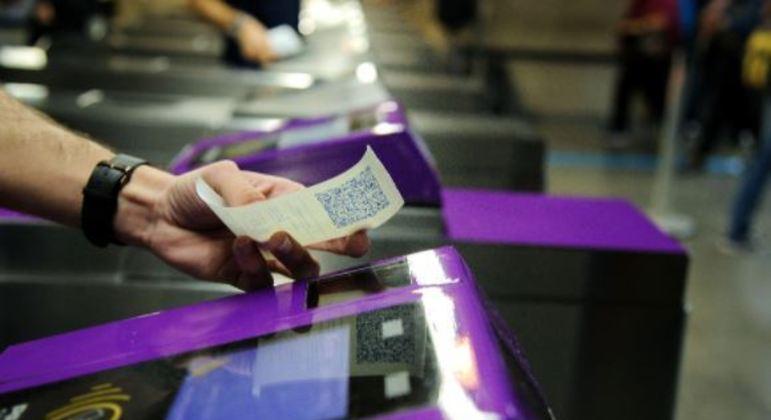 Governo de São Paulo utiliza bilhetes com tecnologia QR Code