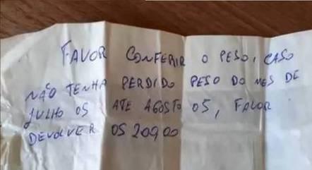 Vendedora será indenizada em R$ 10 mil